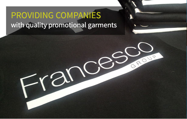 Providing Companies with quality promotional garments